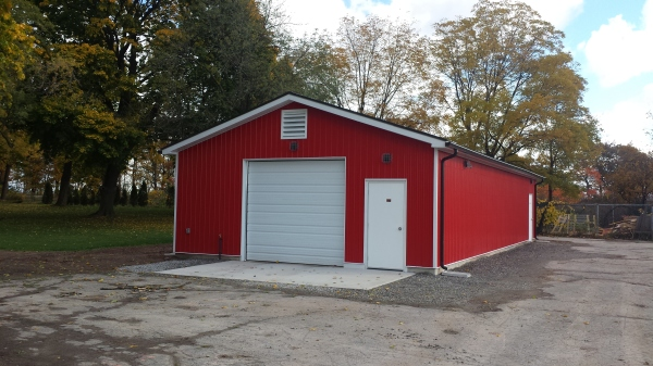 storage building, commercial