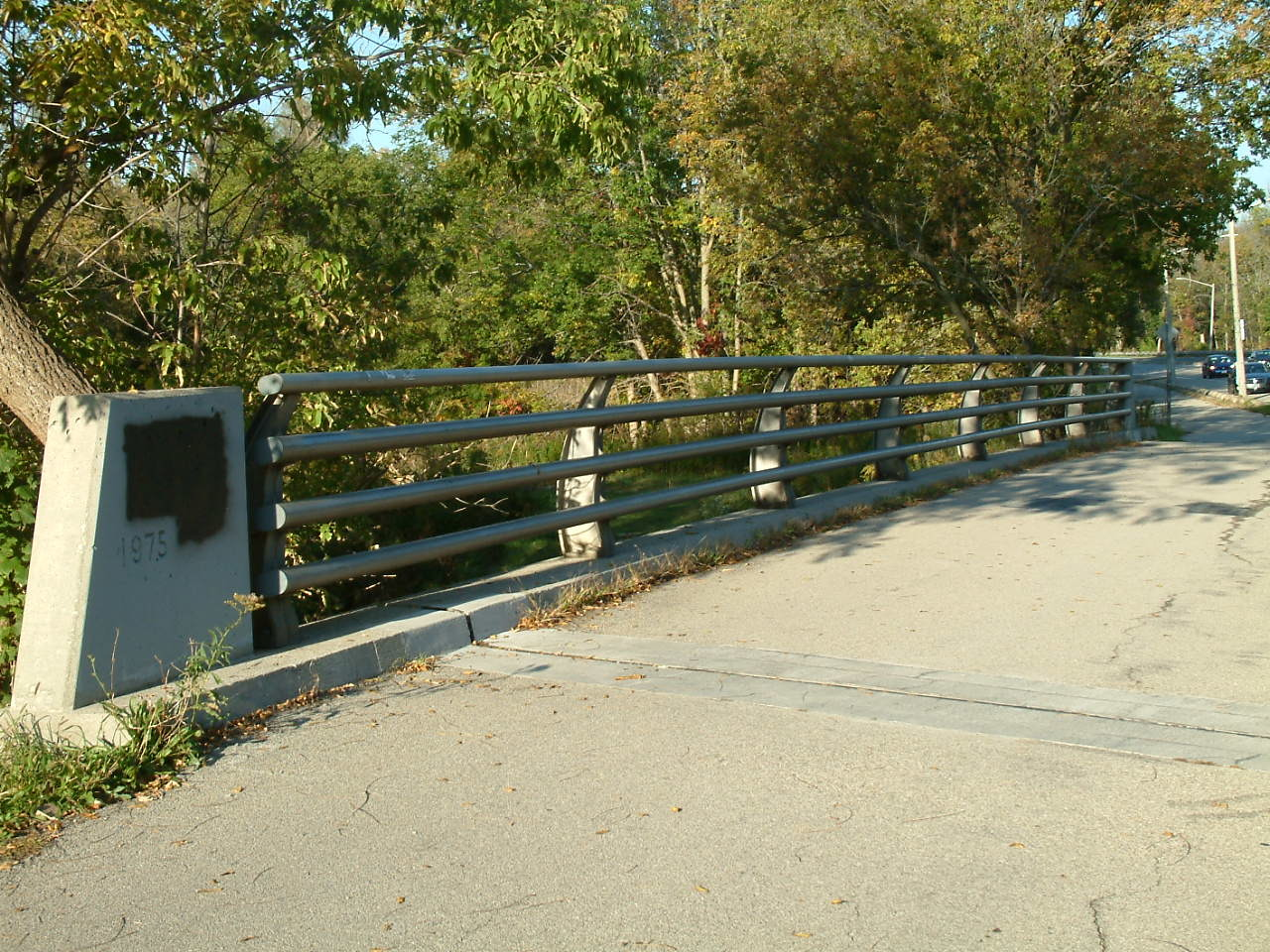 Cootes Drive Bridge